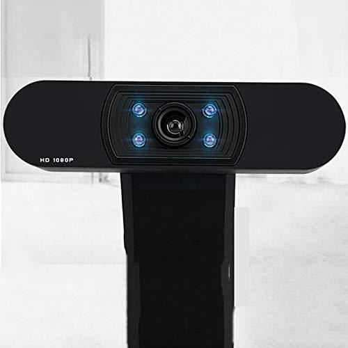 LKW Videokonferenz-Kamera, Ultra HD Computer-Kamera Mit Mikrofon, HD Lichtkorrektur, Rauschunterdrückung Mikrofon, USB-Camcorder