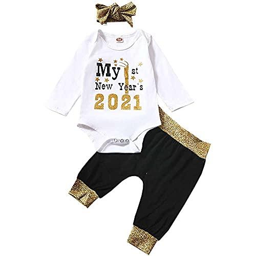 junmo shop Conjunto de mameluco para bebés recién nacidos y niñas