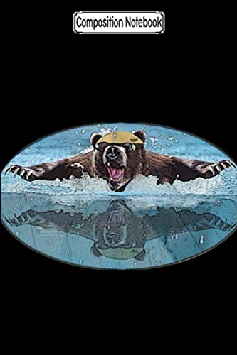 Composition Notebook: Polar Bear Games Infant Plus Parka Hammock Auschwitz Tether Headband Swimming Notebook Journal Notebook Blank Lined Ruled 6x9 100 Pages