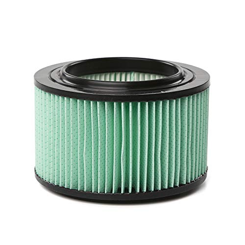 CRAFTSMAN CMXZVBE38740 1/2 Height HEPA Media Wet/Dry Vac Replacement Filter for 3 to 4 Gallon Shop Vacuums