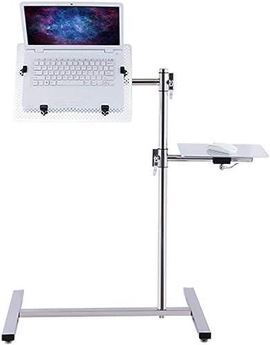 Entrega gratuita y rápida disponible. WENYAO Mesa Mesa Mesa Plegable Ordenador Plegable para computadora Soporte para computadora portátil Elevación rojoación Escritorio para Personas perezosas  Centro comercial profesional integrado en línea.