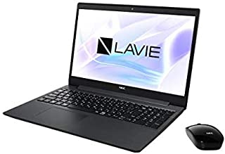 NEC 15.6型ノートパソコン LAVIE Note Standard NS300/NAシリーズ(カームブラック)[Core i3 / メモリ 4GB / HDD 1TB / Microsoft Office 2019]LAVIE 2019年...