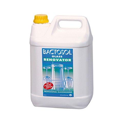 Bactosol Johnson Diversey Renovador de Cristal (5 L)