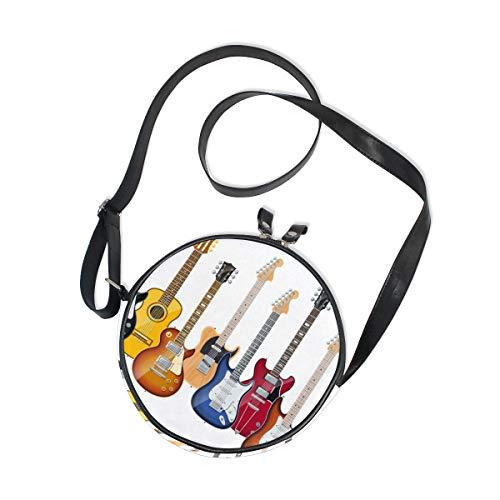 Ahomy - Bolso bandolera para guitarra eléctrica