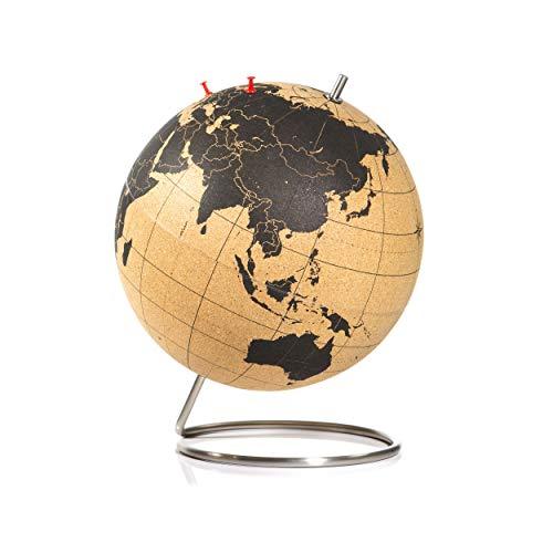 世界十大软木地球仪带支架2020