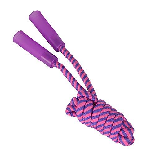 Simba 107303475 Springseil-107303475 Springseil, rosa/lila