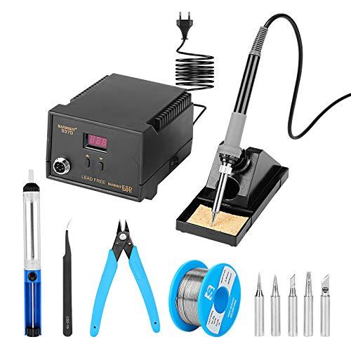 ENJOHOS 13 en 1 kit de soldadura eléctrica 60 W 220 V...