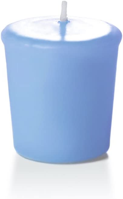 yummi Case of List price 54 15hr Blue Candles At the price surprise Periwinkle Votive