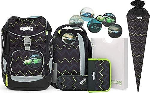 Ergobag Pack Drunter und DrüB Schulrucksack-Set 6tlg. + Schultüte
