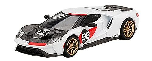MINI GT 1/64 フォード GT 2021 ケン・マイルズ ヘリテージエディション 左ハンドル 完成品