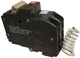 CH240GF EATON CUTLER HAMMER CH SERIES GFCI TAN HANDLE 40 AMP, 2 POLE, GFI CIRCUIT BREAKER 2P 40A 10K