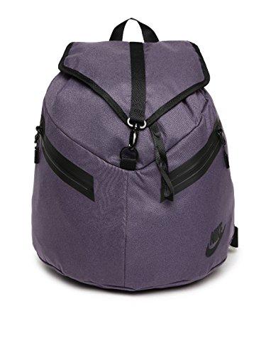 Nike Damen AZEDA Backpack Premium Rucksack, Dunkle rosine/Schwarz, 40 x 35 x 18 cm