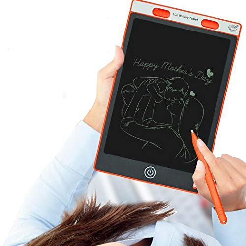 Hiriyt 8.5-Inch LCD Writing Tablet-Can Be Used as Office Whiteboard Bulletin Board Kitchen Memo Notice Fridge Board Large Daily Planner Gifts for Kids