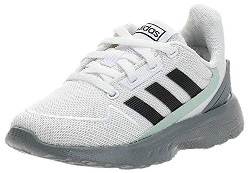 adidas Nebzed K, Zapatillas Running Infantil Unisex niños