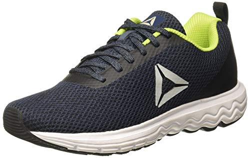 8. Reebok Men's Zoom Runner Smoky Indigo/Black Running Shoes