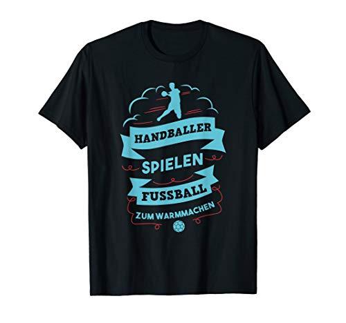 Handball Spruch Geschenk für Handball Torwart T-Shirt