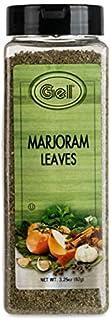 Gel Spice Marjoram Leaves 3.25 OZ