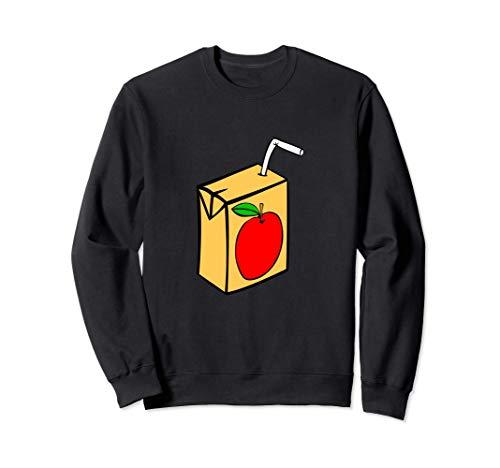 Apfelsaft-Box Sweatshirt