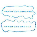 Valve Cover Gasket Set - Compatible with 2004-2006 4.6L 5.4L Ford F-150, F-250, F-350, Expedition, Explorer, Mustang, Lincoln Navigator, Mark LT - Replace 3L3Z-6584-DB, 3L3Z-6584-EA, VS50664R