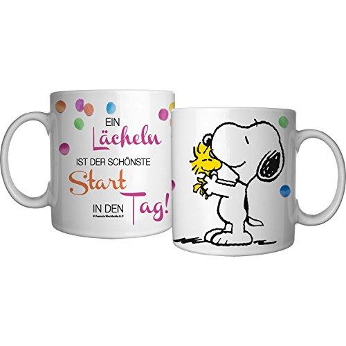 PEANUTS Snoopy Collection - Tasse EIN Lächeln, 320 ml