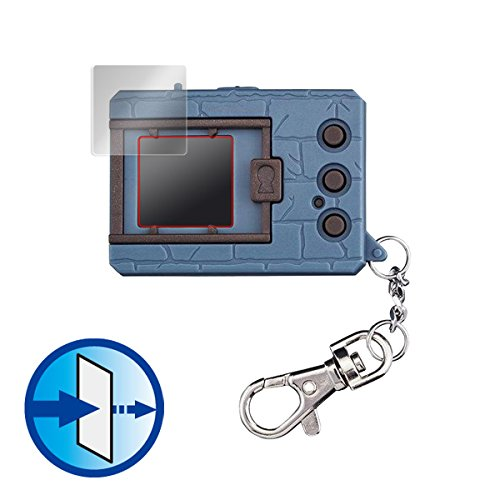 目に優しい 2枚セット ブルーライトカット液晶保護フィルム デジタルモンスター ver.20th (デジモン20周年記念版) 用 OverLay Eye Protector OEDIGIMON20TH/2/12