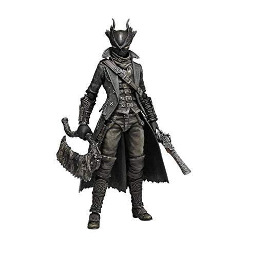 CSXN Bloodborne: Hunter Figma Action Figure - Einschließlich Mehrerer Ausdrücke - Hohe 15 cm