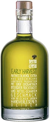 Terra Creta Early Harvest - Extra Natives Olivenöl 500ml