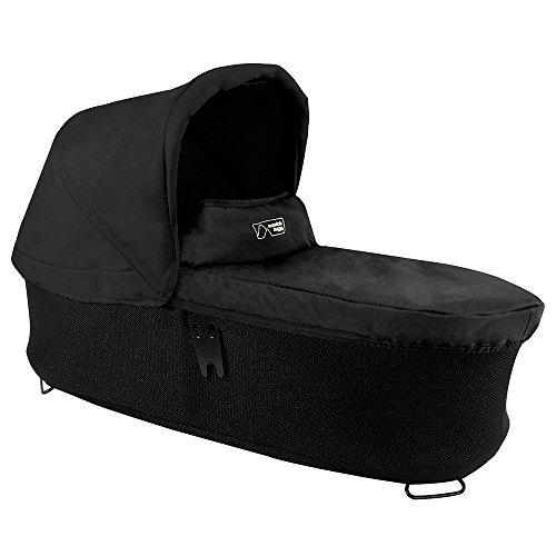 Nacelle Mountain Buggy Carrycot Plus pour poussette Duet 2.5 Noire