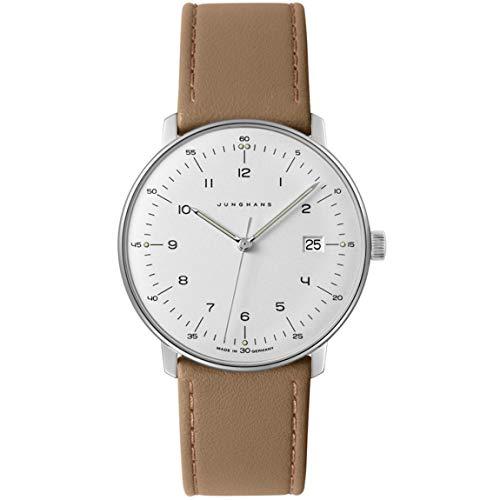 JUNGHANS Reloj analógico para Hombres de Cuarzo 041/4562.00