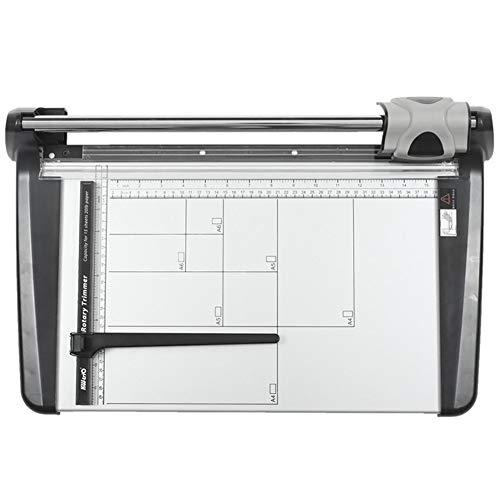 LYzpf Papierschneider Hebelschneider Metall Manuell Papierschneidemaschine Foto A4 Hob Schneidegerät Bür Zuhause Schule Depot