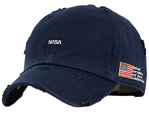 Flipper Logotipo de la NASA y parche lateral de la bandera americana, sin...