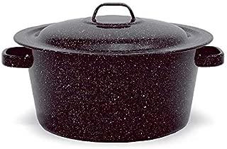 Granite Ware Covered Sauce Pot, 4-Quart