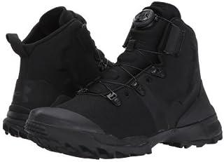 [アンダーアーマー] メンズ 男性用 シューズ 靴 ブーツ 安全靴 ワーカーブーツ UA Infil - Black/Black/Black [並行輸入品]