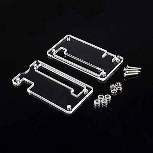 xingxing Acryl Case Voor RPi Zero Elektronische onderdelen Kleur Transparant