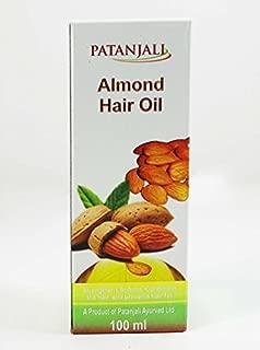 Patanjali Almond Hair Oil 2 Pcs Hair Oil(100 Ml)