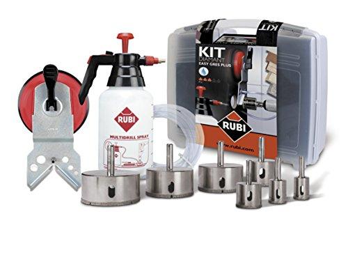 Rubi 50937 Kit EASYGRES PLUS, Gris