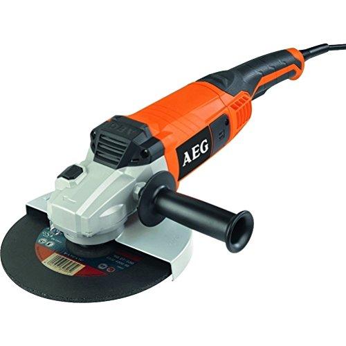 AEG 4935428500 haakse slijper 2200 W - 230 mm disco-int. Toter man, 2200 W