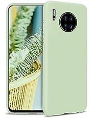 MUTOUREN Compatible con Huawei mate30 Pro Funda Silicona TPU Gel Goma Cover Case Anti-Choque Duradero Suave Carcasa para Huawei mate30 Pro - Púrpura