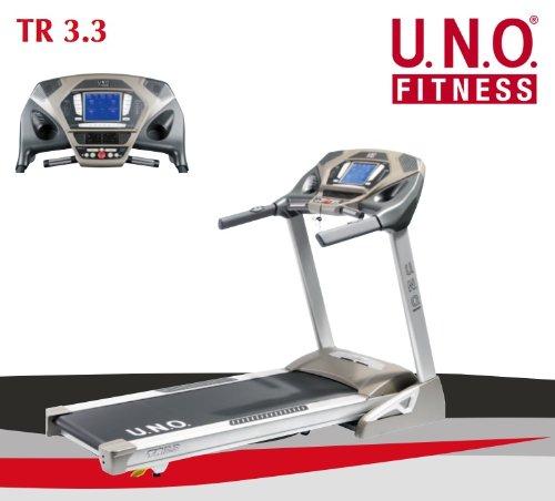 UNO Fitness TR 3.3 loopband - incl. Polar borstband en FT1 polshorloge