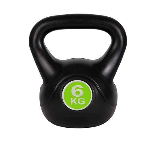 186953 Pesas rusas Kettlebell fitness 6kg en pvc