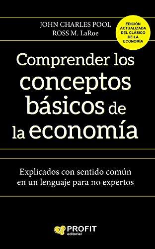 Comprender los conceptos básicos de la economia: Explicados con sentido común en un lenguaje para no expertos