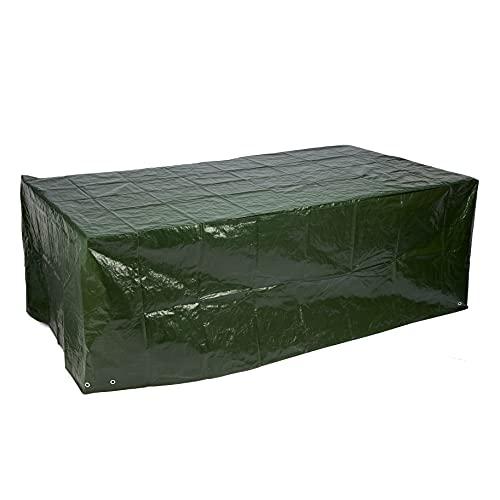BRAMBLE! Funda para Muebles de Jardín Exterior (230x135x80cm) - Rectangular Grande