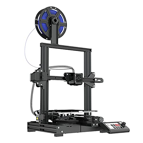 Voxelab Aquila 3D Printer with Full Alloy Frame, Removable Build Surface Plate, Fully Open Source...