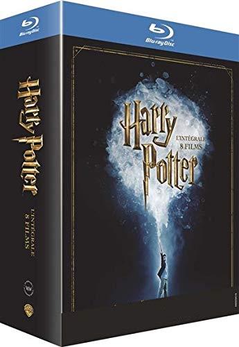 Coffret 11 Blu Ray - Harry Potter - l'Intégrale des 8 Films Edition Spéciale (Inclus les affiches des 8 Films)