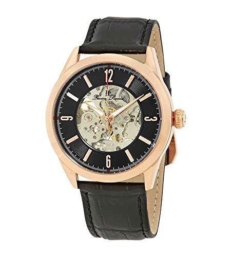 Lucien Piccard Loft Automatic Skeleton Men's Watch LP-10660A-RG-01