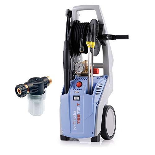 Kränzle HD-Reiniger K1152 TS T + Wassereingangsfilter Messingausführung 3/4'