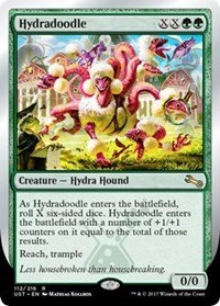 Wizards of the Coast Hydradoodle - Foil - Unstable