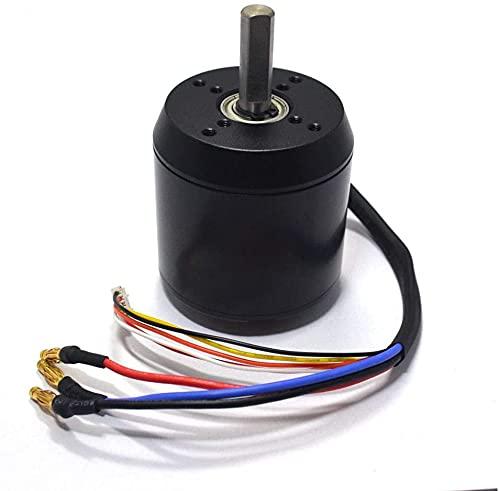 Efficience Brushless Belt Luxury goods Sensored 5 ☆ popular Motor 170KV for C6374 2900W