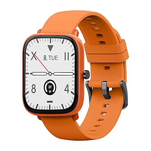 GAOYUAN Reloj Inteligente U60 Bluetooth Rastreador de Fitness IP67 Resistente Al Agua con Pantalla HD de 1 69 Pulgadas Monitor de Ritmo Cardíaco Contador de Calorías Podómetro para Niños