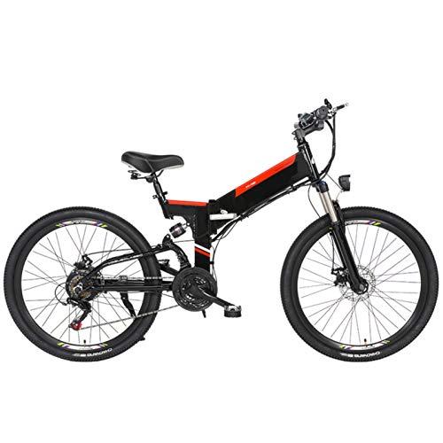 Bicicleta electrica, Bicicleta eléctrica de montaña adulta